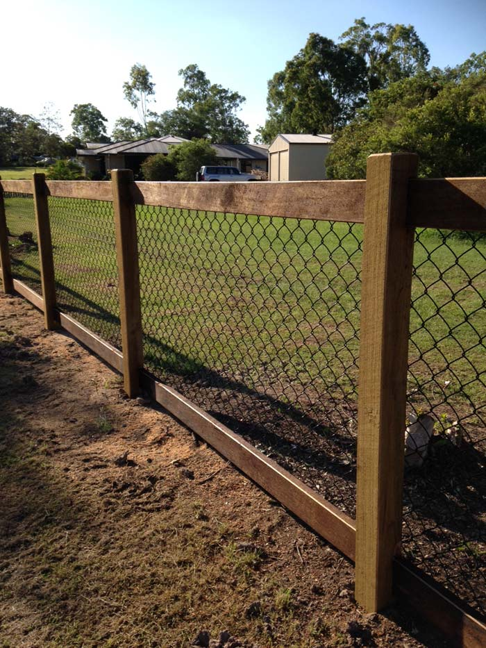 Amazing Black Wire Fence Adornment Electrical And Wiring